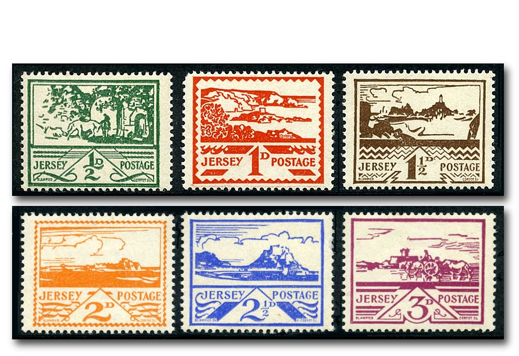 See A Larger Image Of These Stamps