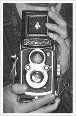 Yashica-Mat TLR camera